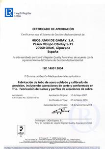 Garay-ISO14001-2016-Esp