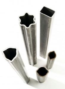 Gama de tubos y perfiles